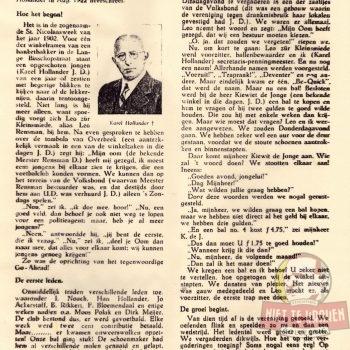 Geschiedenis blad 1 001