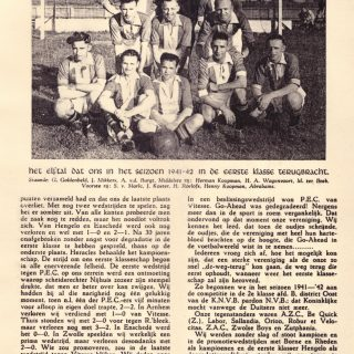 Geschiedenis blad 34 001